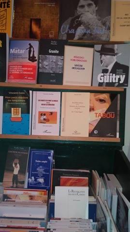 biblio lucernaire theatre